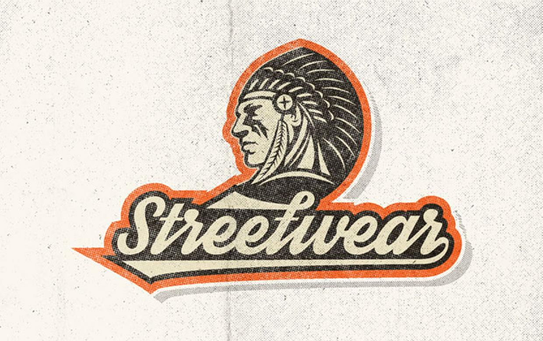 Streetwear logo fonts