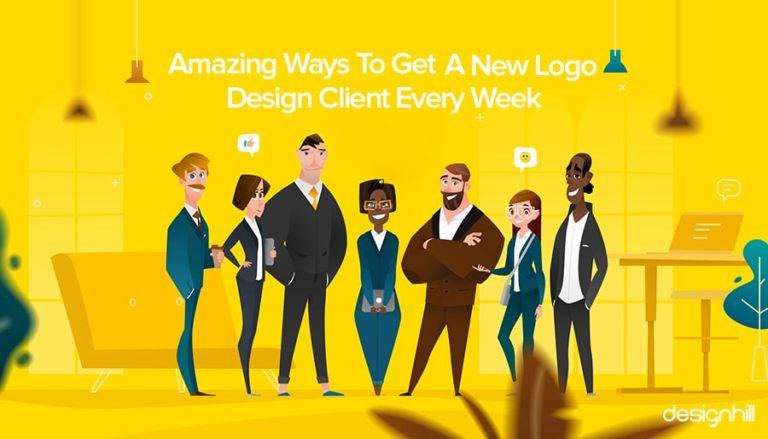 Logo Design Client Every Week