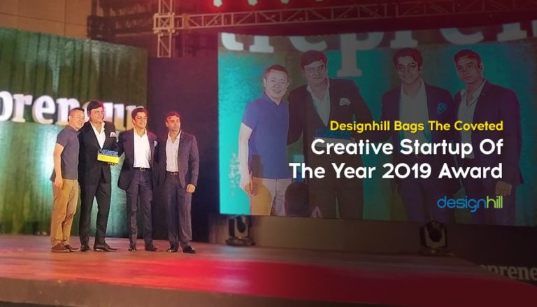 Creative Startup Of The Year 2019