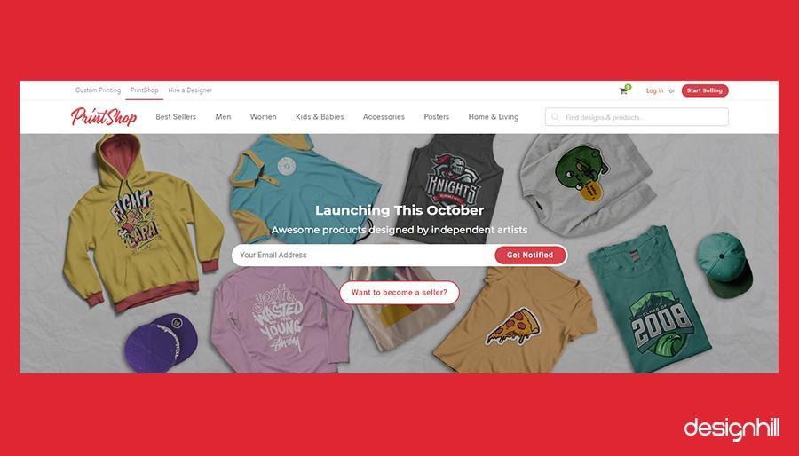 Printshop by designhill