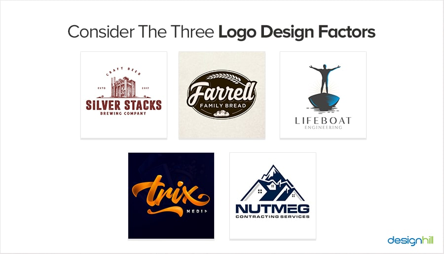 Three Logo Design Types