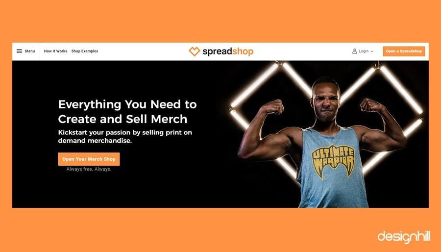 SpreadShop