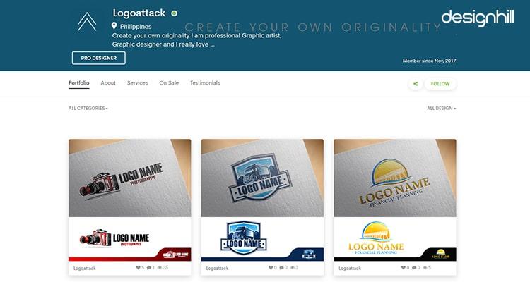 Logoattack