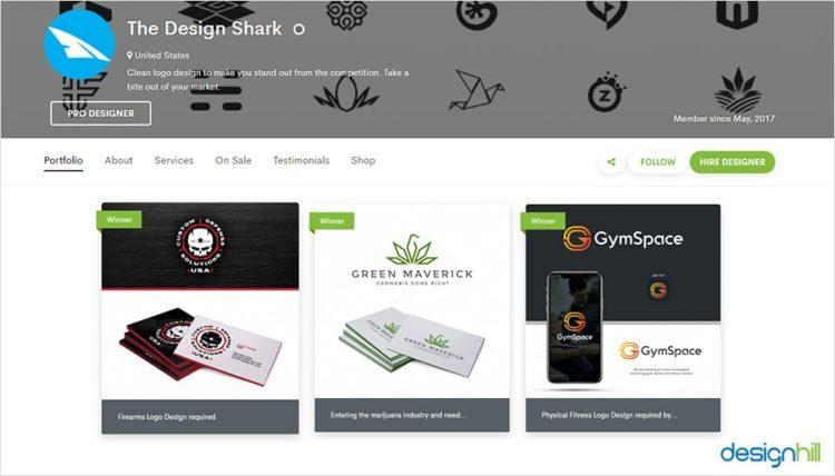 The Design Shark