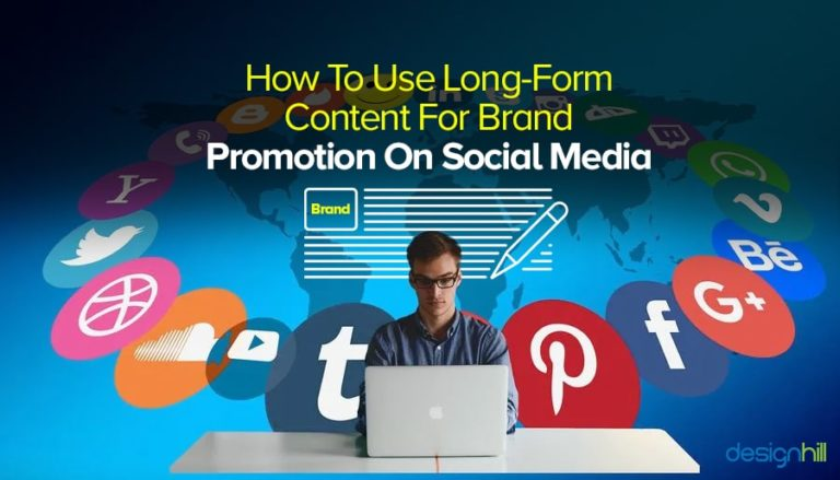 Long-Form Content For Brand Promotion