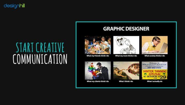 Start Creative Communication