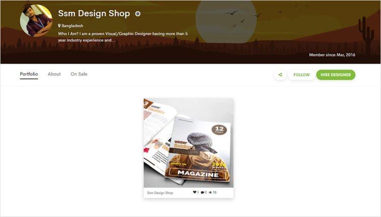 Ssm Design Shop