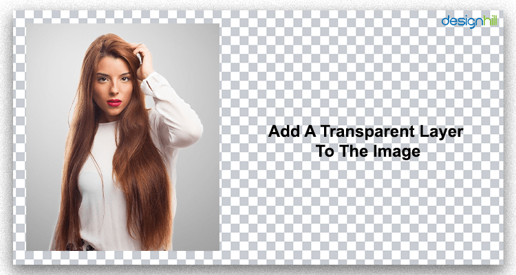 Add A Transparent Layer