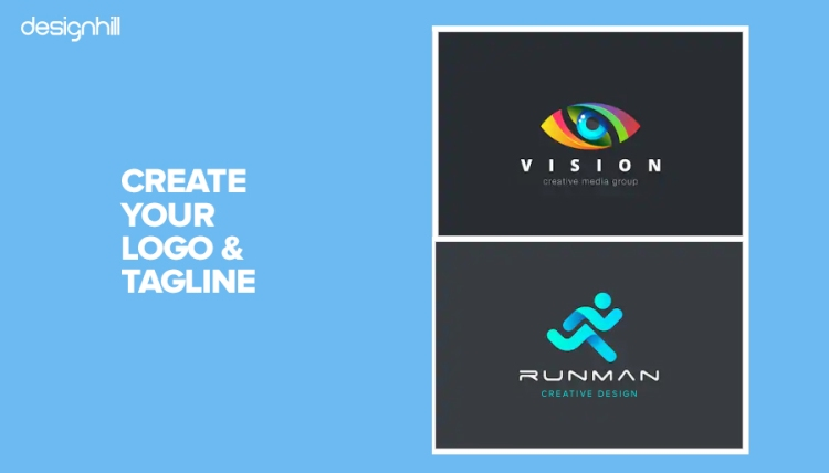 Create Your Logo And Tagline