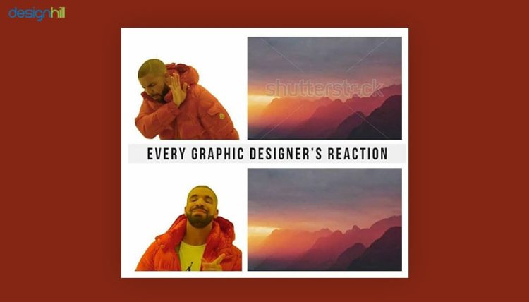 Graphic Designer Reaction