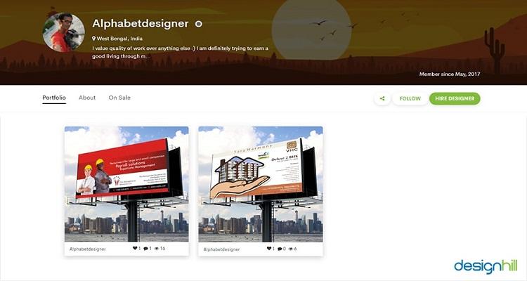 Design a Billboard