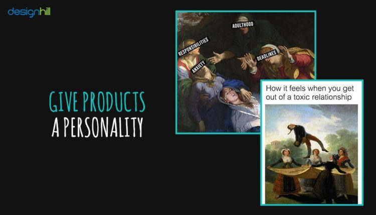Give Products A Personality