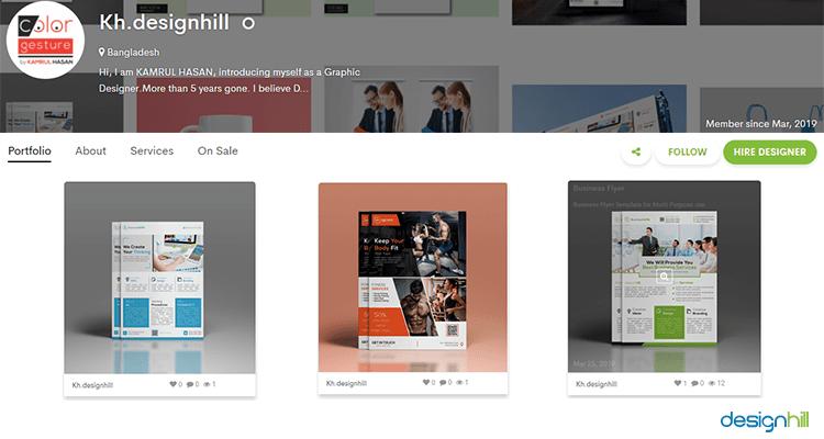 Kh.designhill