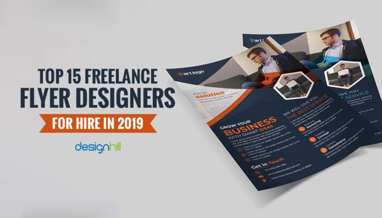 Top 15 Freelance Flyer Designers For Hire In 2019