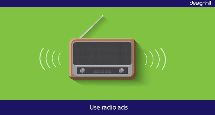 Radio Advertising Ideas