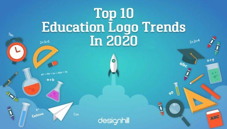 Educartion Logo Trends