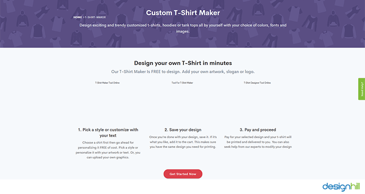 T-Shirt Maker Software