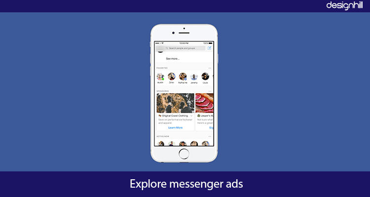 Explore Messenger Ads
