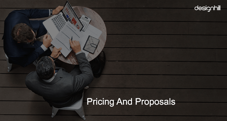 Pricing And Proposals