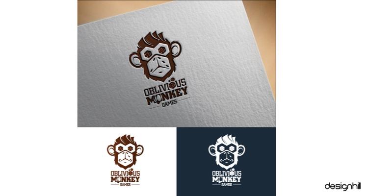 Oblivious Monkey Games