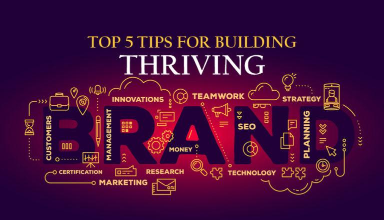 Thriving Brand