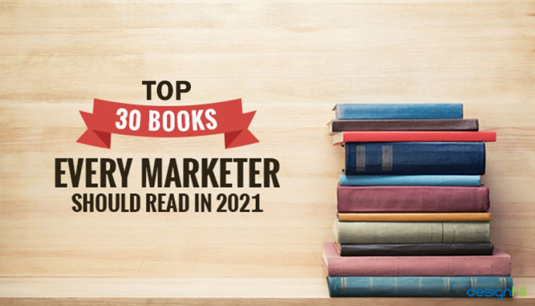 Top Books For Marketers