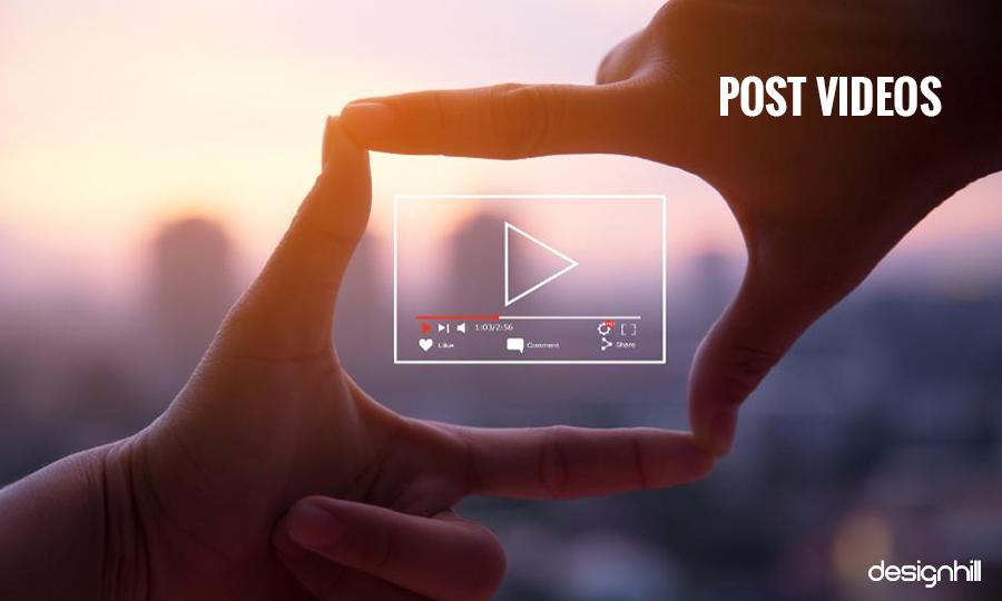 Post Videos