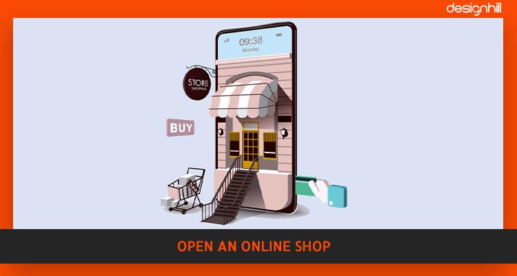 Start Selling on PrintShop