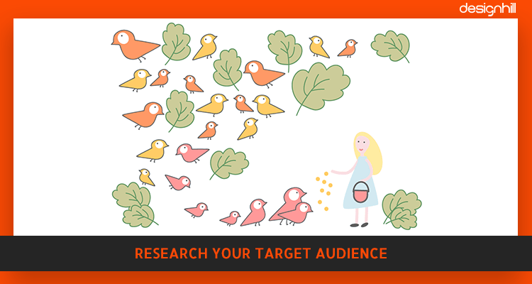 Research Your Target Audience