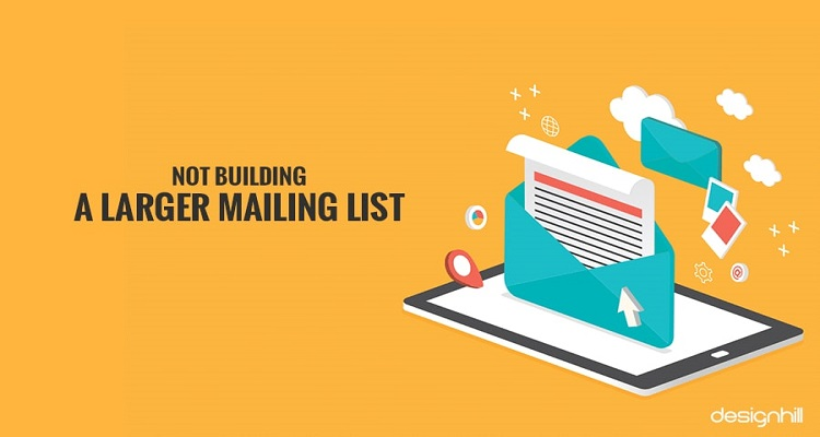 Building A Larger Mailing List