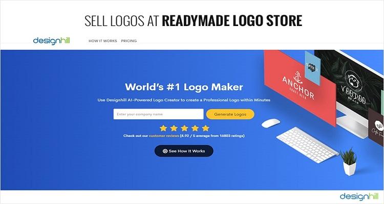 Readymade Logo Store