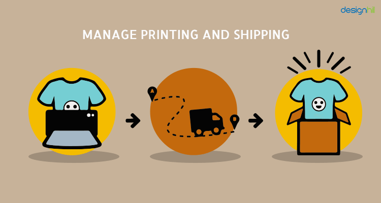 Manage Printing And Shipping