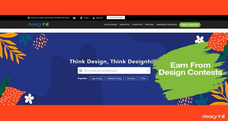 Earn From Design Contests