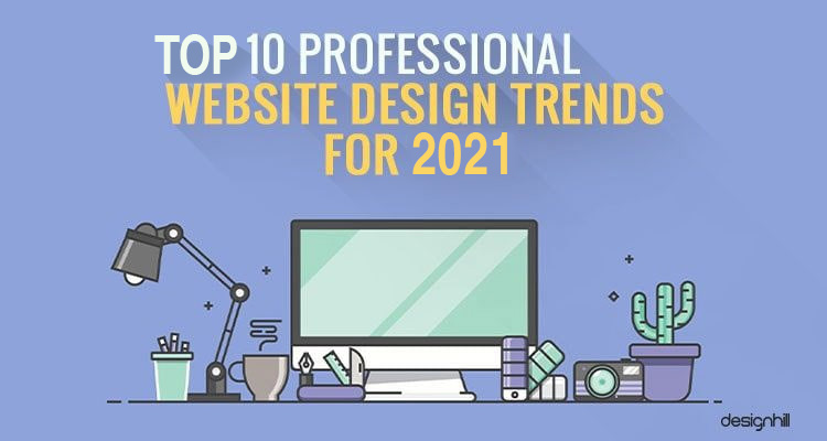Professional Website Design Trends