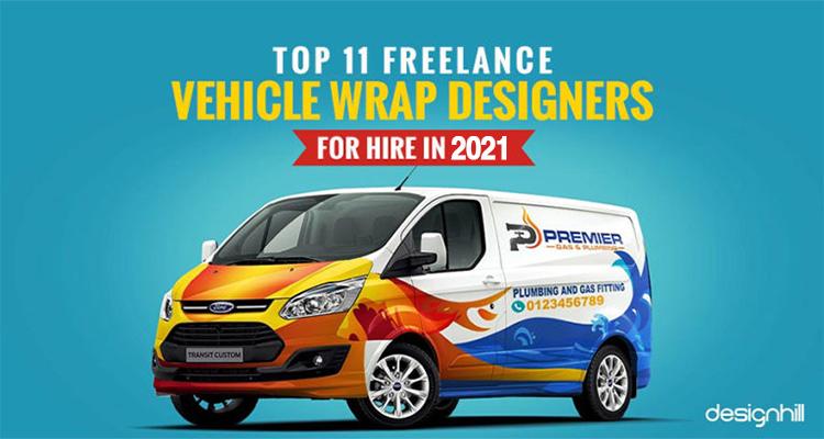 Freelance Vehicle Wrap Designers