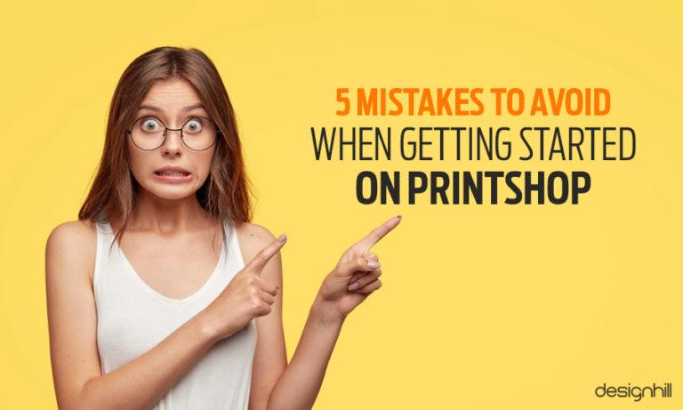Start On PrintShop