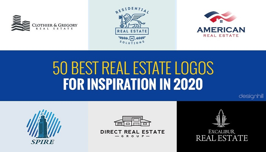 50 Best Real Estate Logos For Inspiration In 2020