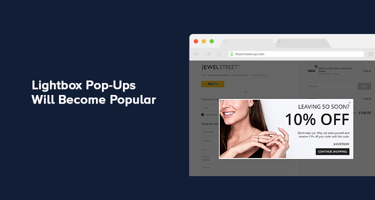 Lightbox Pop-Ups