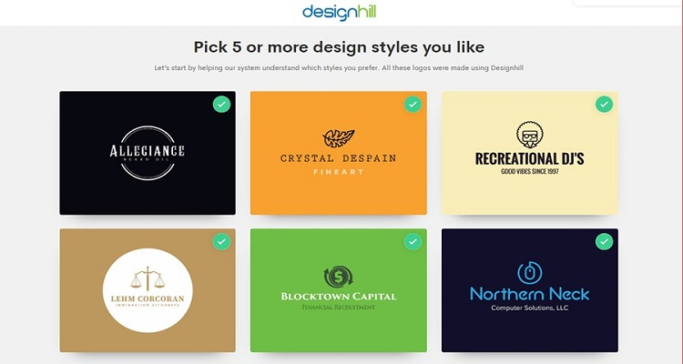 Select Your Design Style