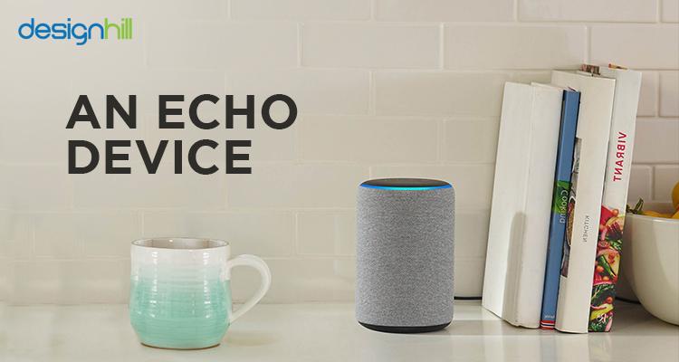 An Echo Device