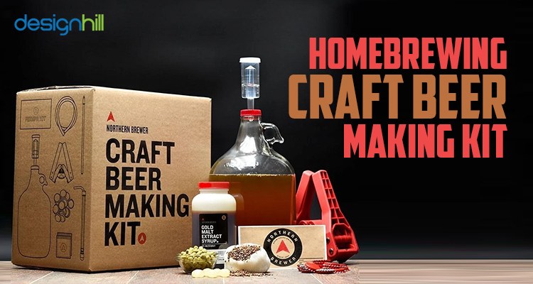 Homebrewing Craft Beer Making Kit