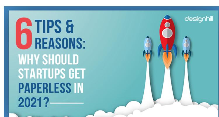 Startups Get Paperless