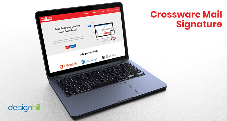 Crossware Mail Signature