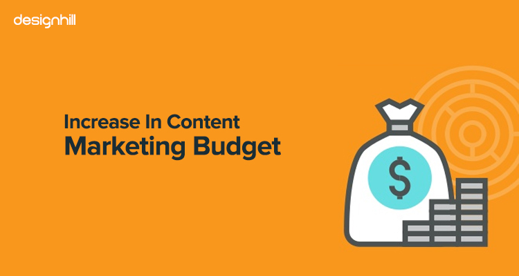 Increase In Content Marketing Budget