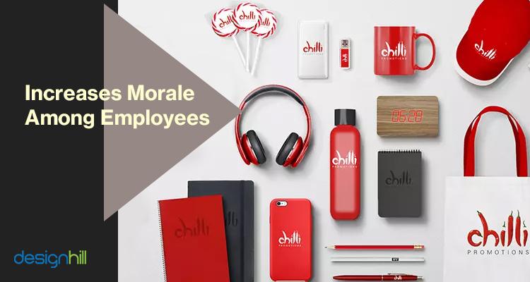 Increases Morale Among Employees