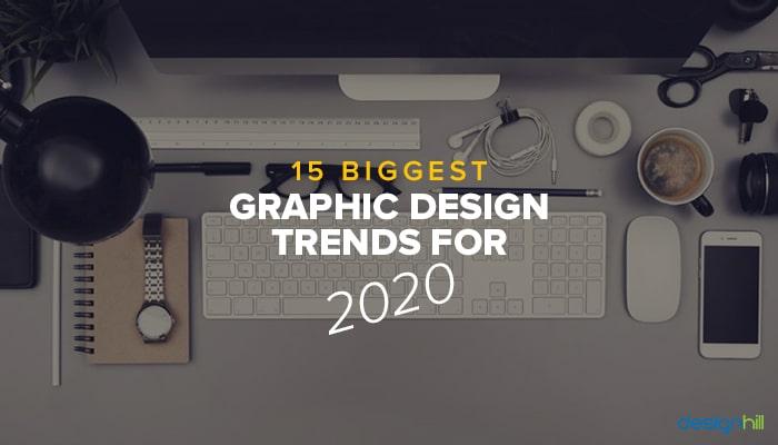 Biggest Graphic Design Trends