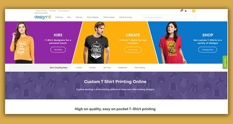Top 15 Custom T-Shirt Printing Companies Of 2020