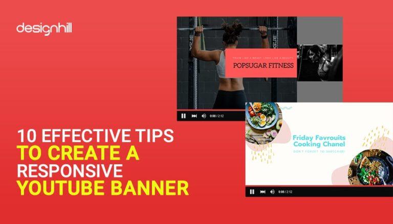 Responsive YouTube Banner