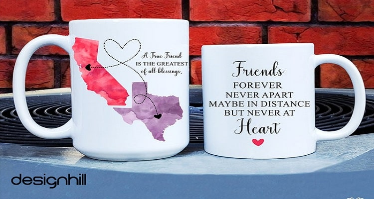 Quote-Based Mugs Design