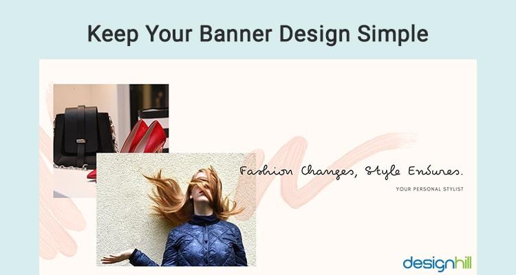 Simple Banner Design